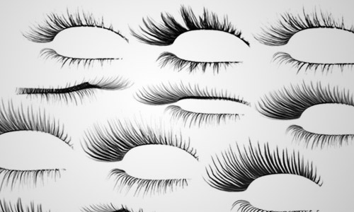 lips lashes photoshop brush free