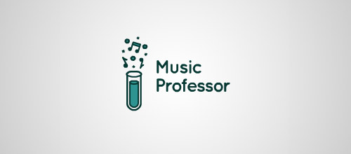 music professor tube logo
