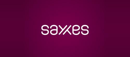 sayyes ambigram logo design