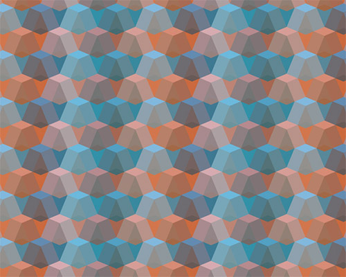 colorful geometric pattern photoshop tutorial