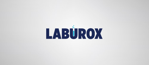 laburox tube logo design