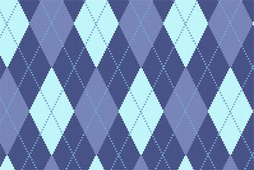 argyle pattern photoshop tutorial