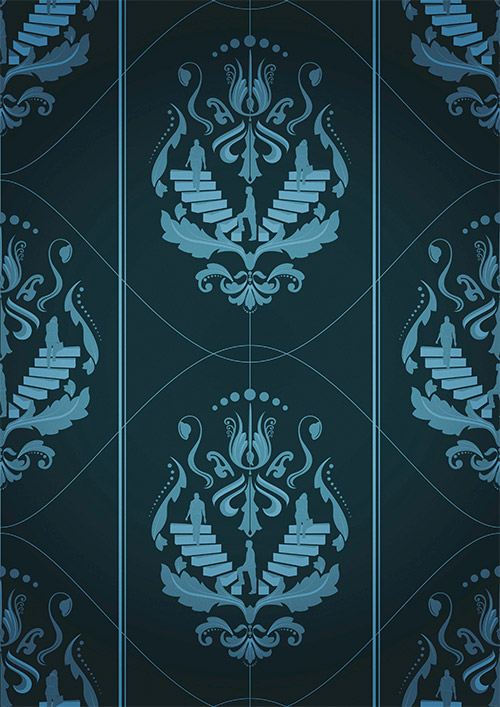 damsk patterns photoshop tutorials