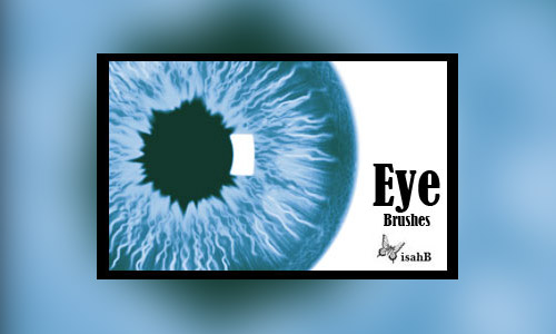 eye free photoshop brushes