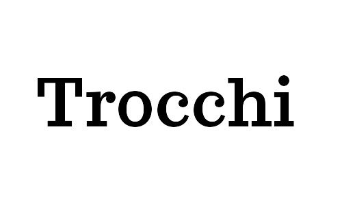 trocchi free bold fonts