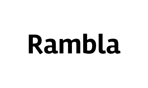 rambla free bold fonts