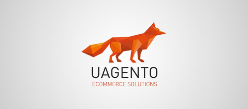 uagento fox logo design