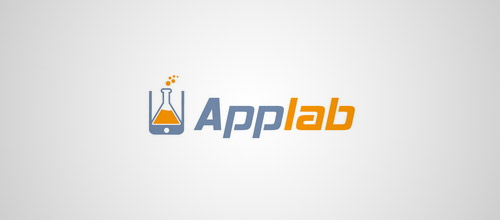 applab tube logo design