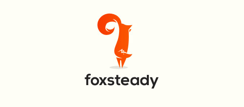 foxsteady logo design