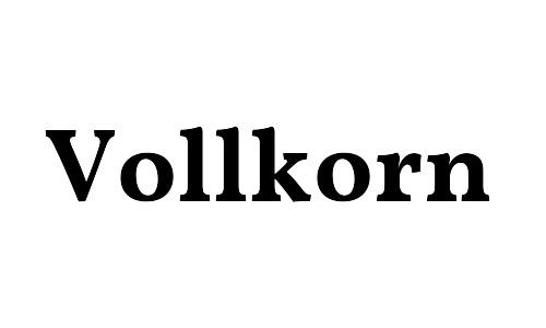 vollkorn free bold fonts