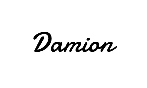 damion free bold fonts