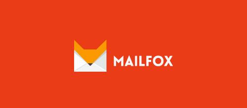 mailfox logo design