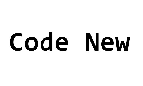 code new roman fre bold fonts