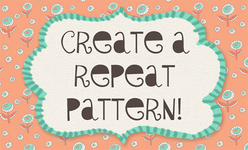 repeat pattern photoshop tuts