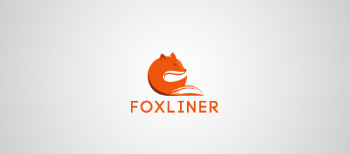 foxliner logo design
