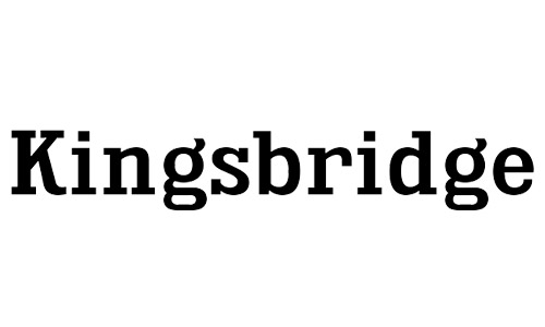 Kingsbridge free bold fonts