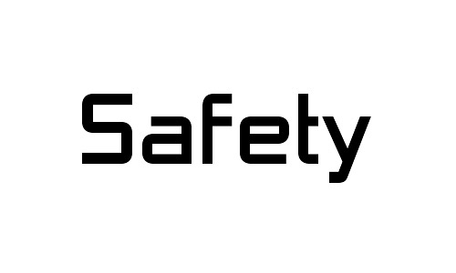safety free bold fonts