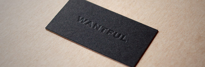30+ Incredible Examples Of Blind Deboss Business Card Designs
