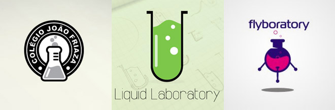 35+ Best Test Tube Logo Designs You'd Love