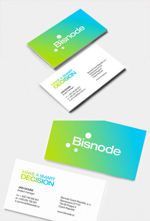 bisnode gradient business card