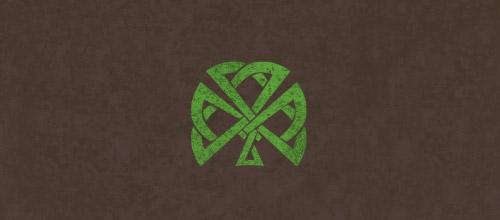 clover metal logo