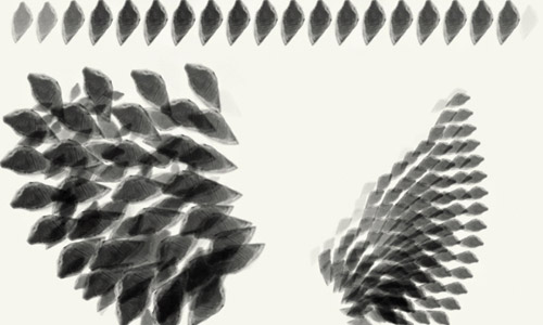 dragon scale free brushes