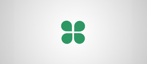 four leaf clover logo