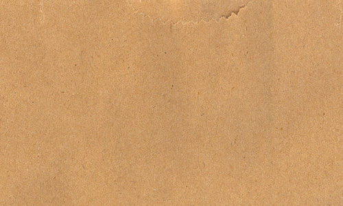 free paper bag texture brown