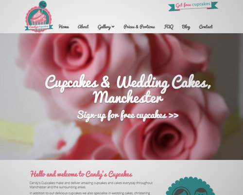 cupcakes food website