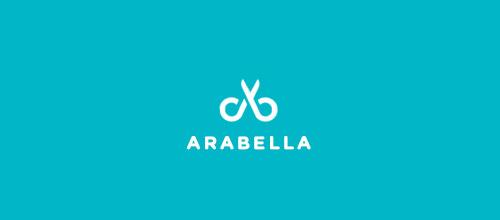 arabella scissors logo