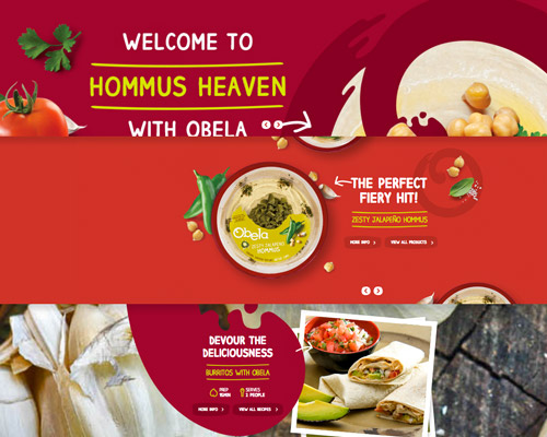 obela food website