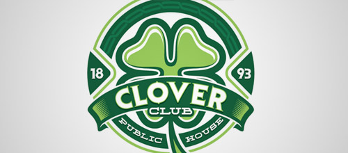 clover club logo