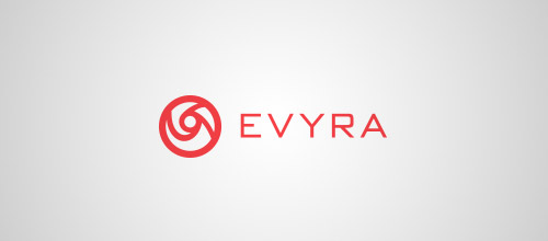evyra rose logo design
