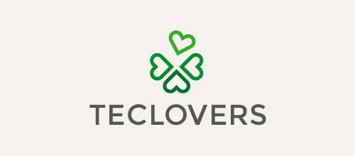 teclovers clover logo