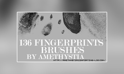 fingerprint brush pack