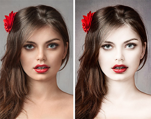 porcelain skin photoshop tutorial