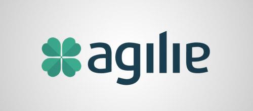 agilie clover logo