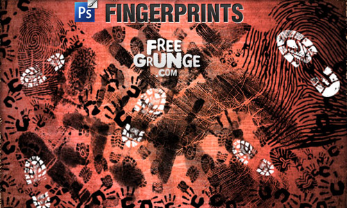 free fingerprint brushes
