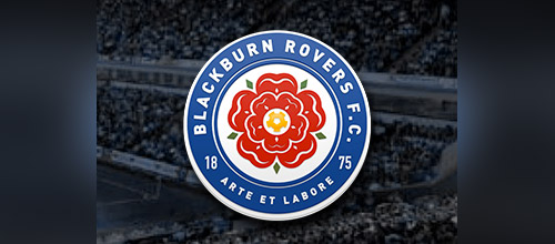 Blackburn rovers rose logo design