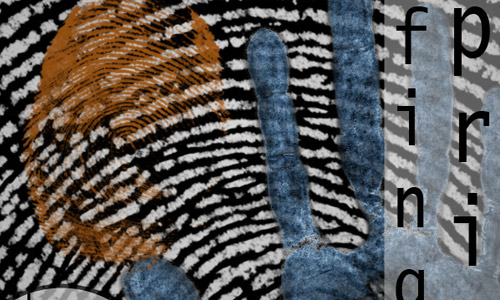 hi-res fingerprint brushes