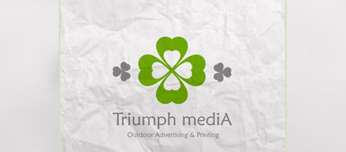 media clover logo
