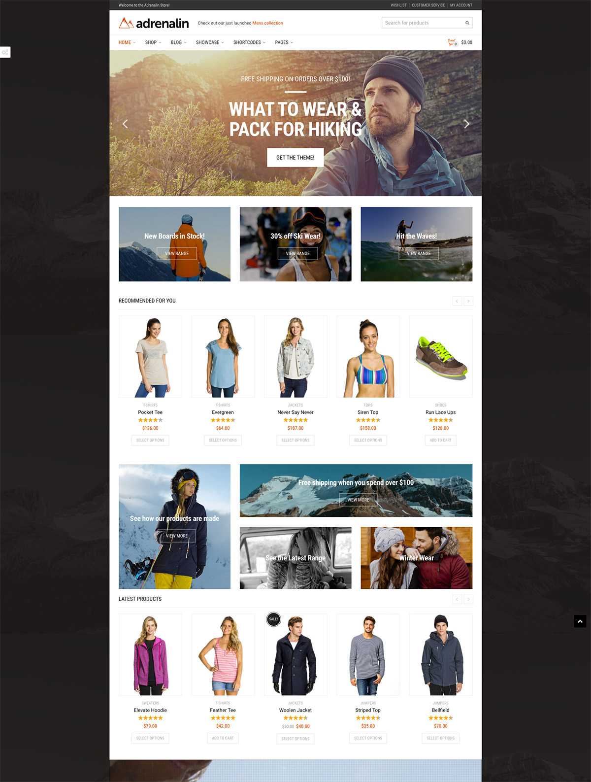 multipurpose woocommerce themes