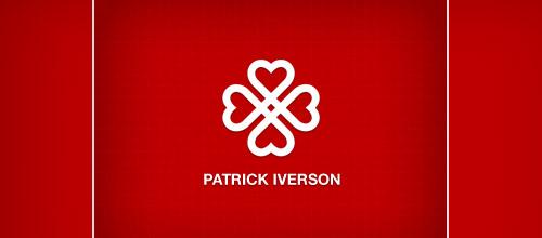 heart clover logo