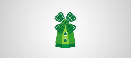 windmill clover logo