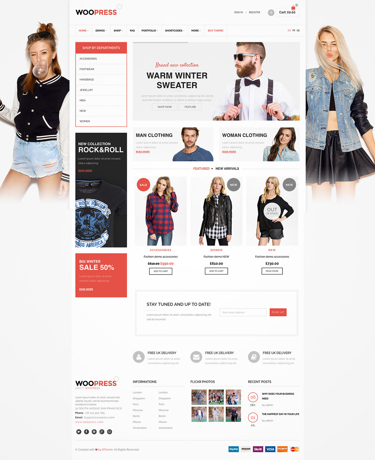 professional ecommerce wordpress