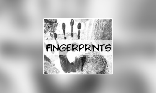 fingerprint brushes photoshop
