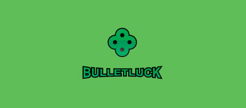 bulletluck clover logo