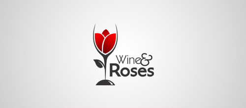 40 Lovely Rose Logo Designs To Inspire Your Imagination Naldz Graphics