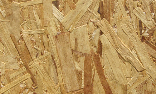 wooden chip board texture