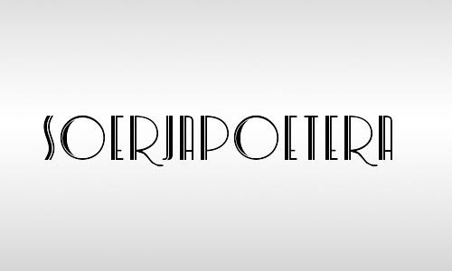 cool free vintage font